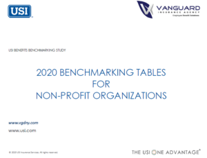 Non Profit Employee Benefit Benchmark and Trend report