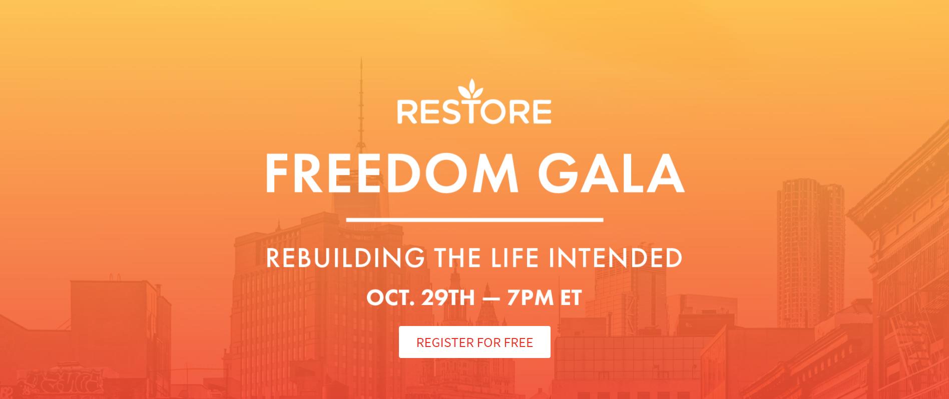 Freedom Gala