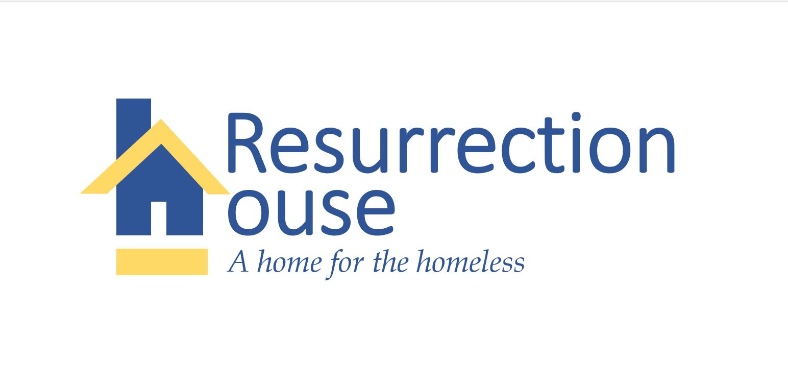 resurrection house logo
